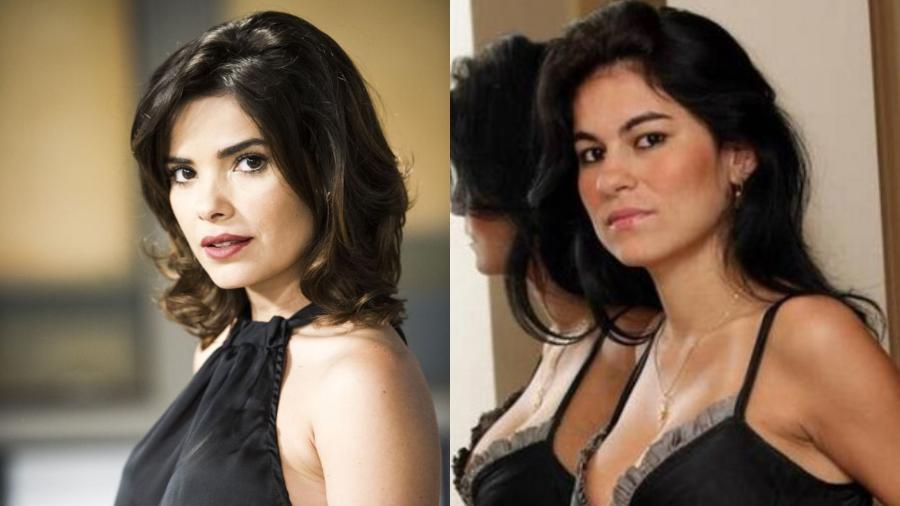 Vanessa Giácomo viverá Eliza Samudio em série - Reprodução/Montagem UOL