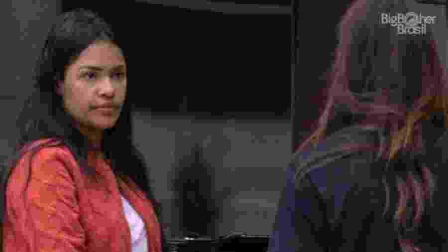 BBB 20: Flay e Mari na xepa - Reprodução/Globoplay