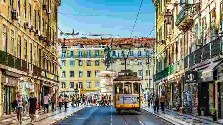 Fugitivo foi achado na Inglaterra e deve voltar à capital portuguesa até amanhã - Getty Images