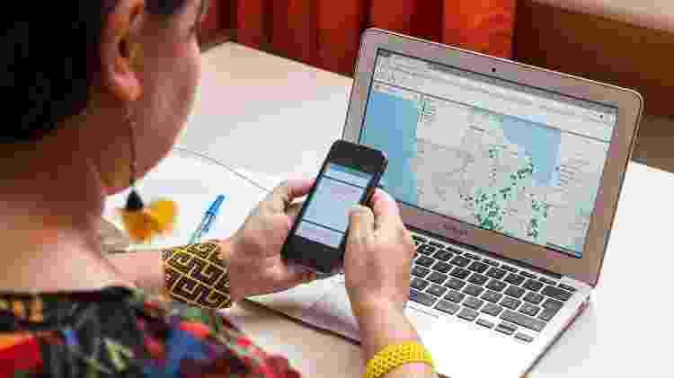 Foto para reportagem sobre indígenas e mudanças climáticas do blog Notícias da Floresta - IPAM - IPAM