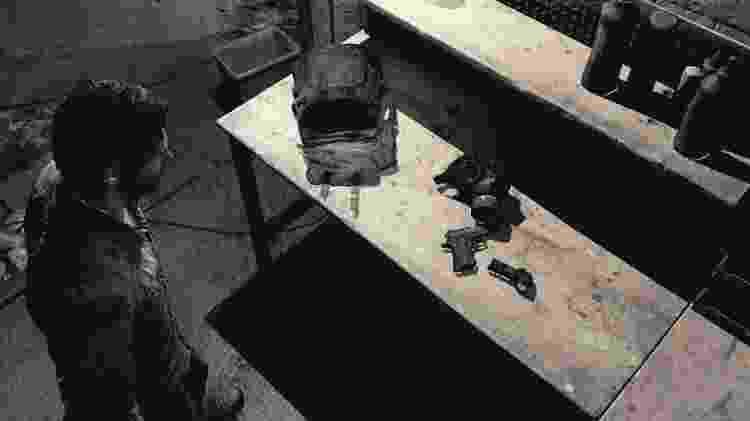 The Last of Us kit de sobrevivência pós-apocalíptico  - Reprodução - Reprodução