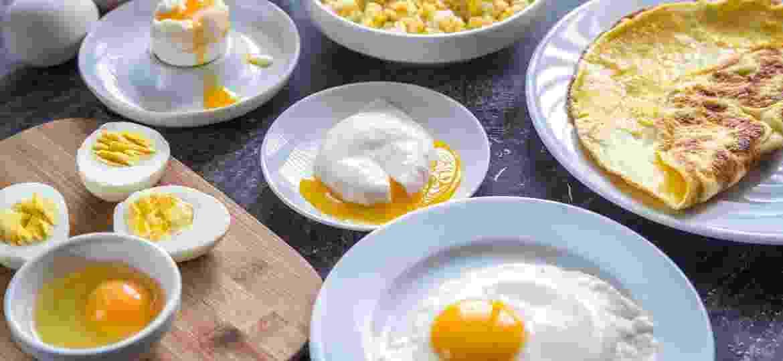 Versátil, não tem quem não adore uma receita que leva ovo ou em que ele é protagonista - Getty Images