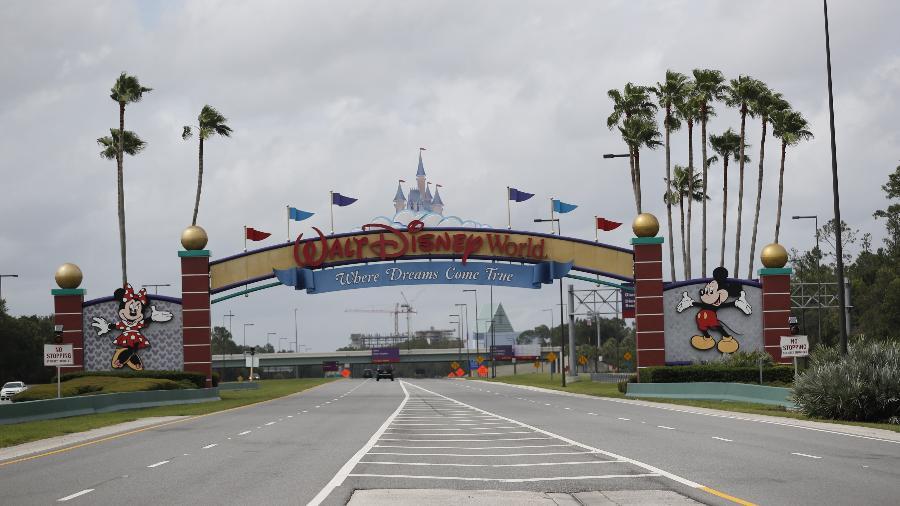 Walt Disney World reabriu parques temáticos no dia 11 de julho - Octavio Jones/Getty Images