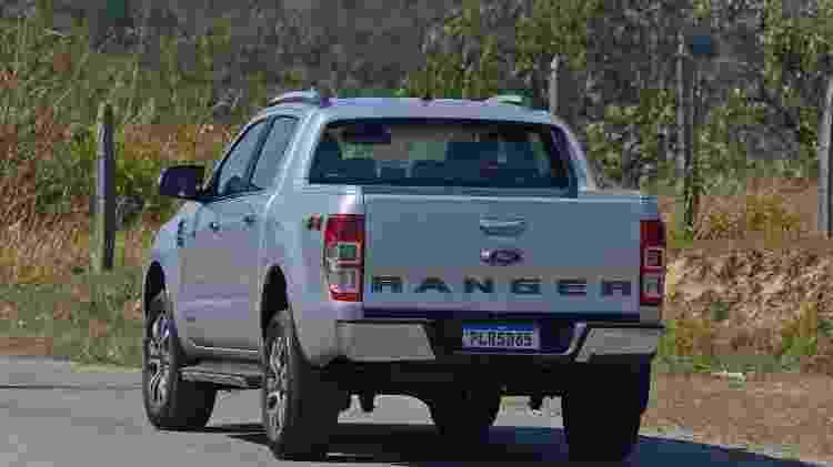 Ford Ranger - Murilo Góes/UOL - Murilo Góes/UOL