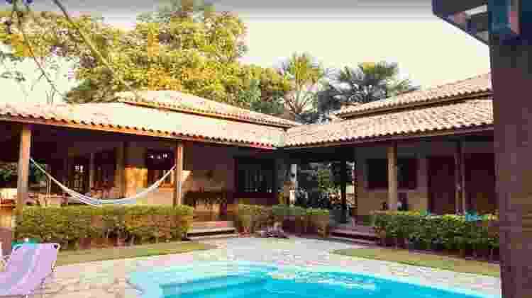 Casa em Santa Terezinha, em Mato Grosso - Divulgação - Divulgação