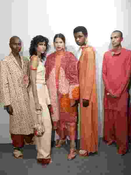 Acordo entre Pretos na Moda e SPFW determina pelo menos 50% do casting de modelos diverso - Sergio Caddah/ FOTOSITE - Sergio Caddah/ FOTOSITE