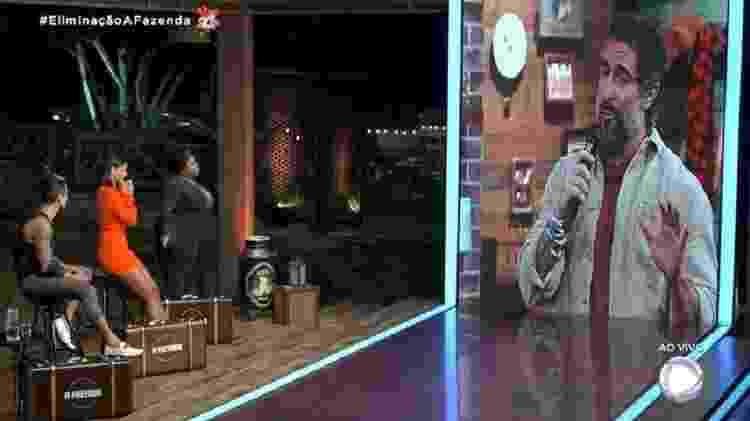 A Fazenda 2020: Marcos Mion fala de Pedro Bial e Big Brother Brasil na RecordTV - Reprodução/Playplus - Reprodução/Playplus