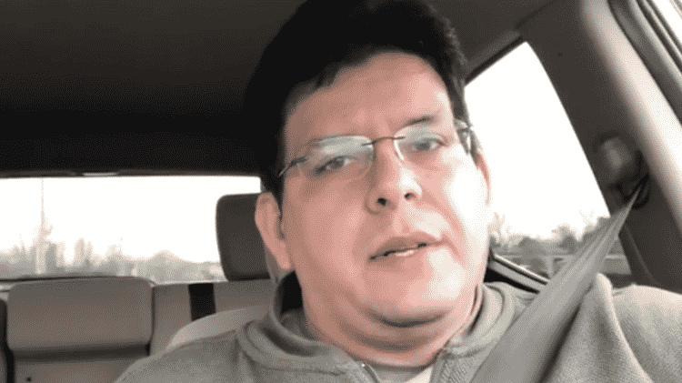 Opala 1988 brasileiro eua - Arquivo pessoal - Arquivo pessoal