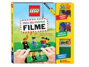 Lego cartonado - Faça seu próprio filme - Divulgação - Divulgação