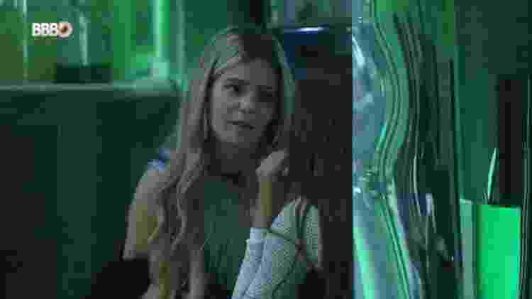BBB 21: Viih Tube e Thaís especulam indicação ao paredão de Caio - Reprodução/Globoplay - Reprodução/Globoplay