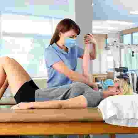 fisioterapia - iStock - iStock
