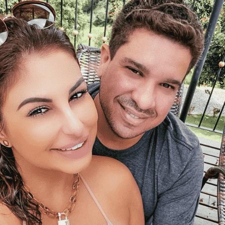 Lívvia e Rafael - Reprodução/Instagram - Reprodução/Instagram