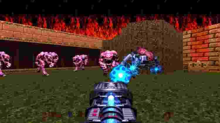 Doom 64 - Reprodução/Doom 64 - Reprodução/Doom 64