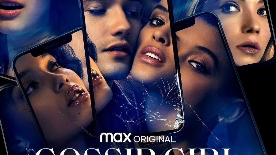 """Cartaz de """"Gossip Girl"""" (2021) - Divulgação"""