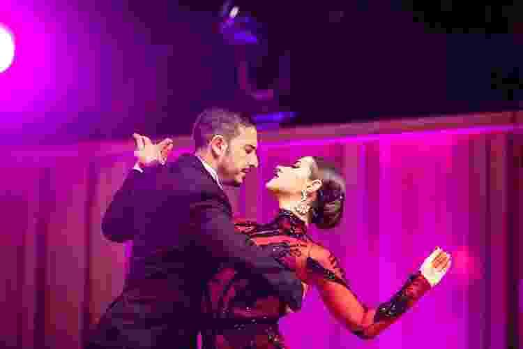 O Mundial de Tango de Buenos Aires acontecerá até 26 de setembro - Divulgação - Divulgação