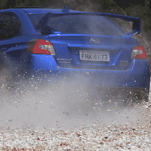 Subaru Impreza WRX STi - Murilo Góes/UOL