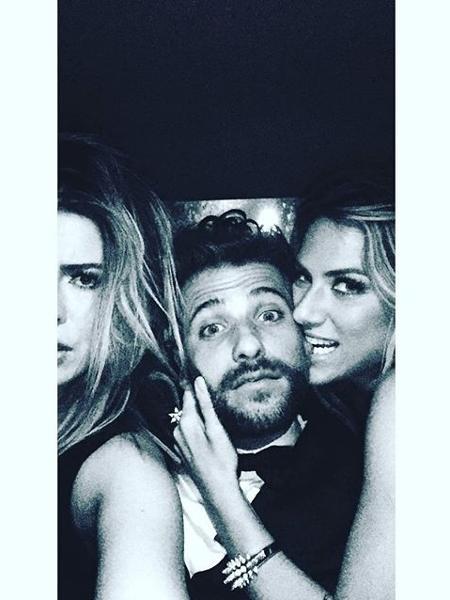 A atriz Fernanda Paes Leme é a melhor amiga de Bruno Gagliasso - Reprodução/Instagram/fepaesleme