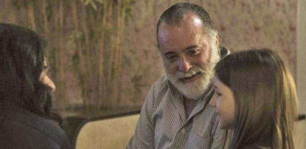 Zé Maria arma sequestro de sua filha com Kiki - Reprodução