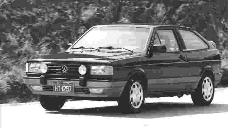 Volkswagen Gol GTi - Divulgação - Divulgação
