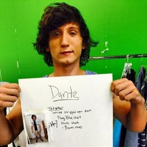 Dante, meio-irmão de Sylvester Stallone, em foto de 2015 - Reprodução/Instagram