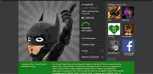 Reprodução/Xbox Live