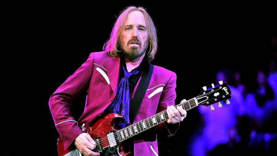 """""""Free Fallin"""", de Tom Petty, é uma das músicas que o Spotify estaria usando sem licença - Getty Images"""