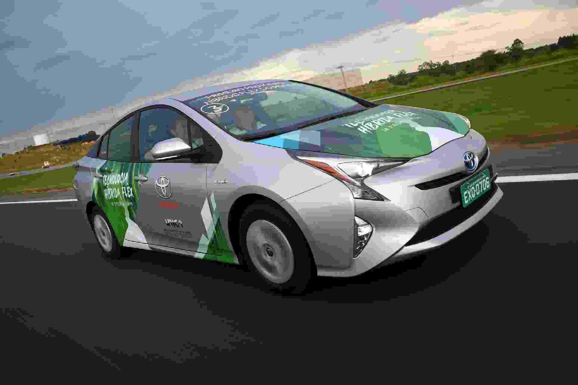 Toyota Prius Flex - Murilo Góes/UOL