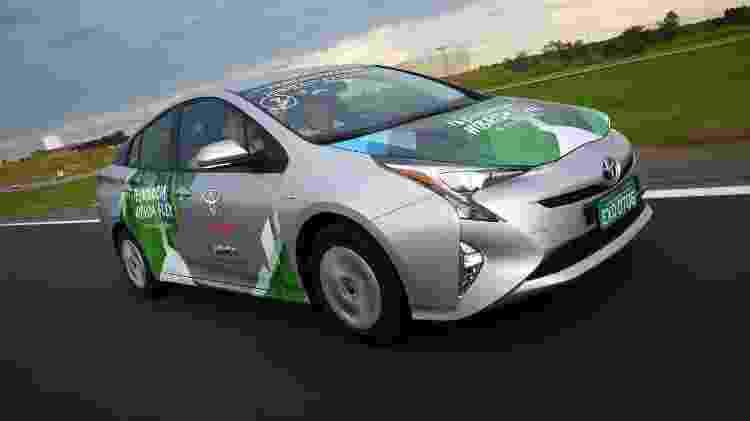 Atraso do Planalto faz outra vítima: encomendas do Toyota Prius caíram - Murilo Góes/UOL - Murilo Góes/UOL