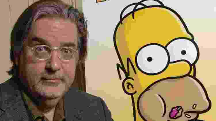 "Matt Groening, criador dde ""Os Simpsons"" - REUTERS/Phil McCarten - REUTERS/Phil McCarten"