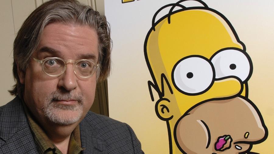 """Matt Groening, criador de """"Os Simpsons"""" - REUTERS/Phil McCarten"""