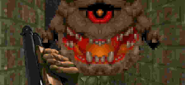Doom II - Reprodução