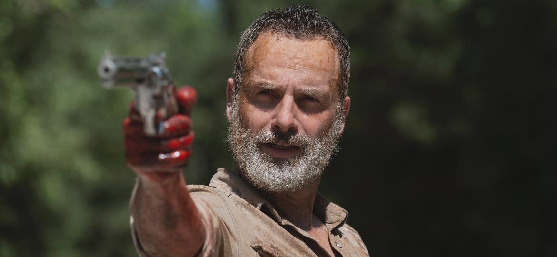 Resultado de imagem para The walking dead Rick Grimes