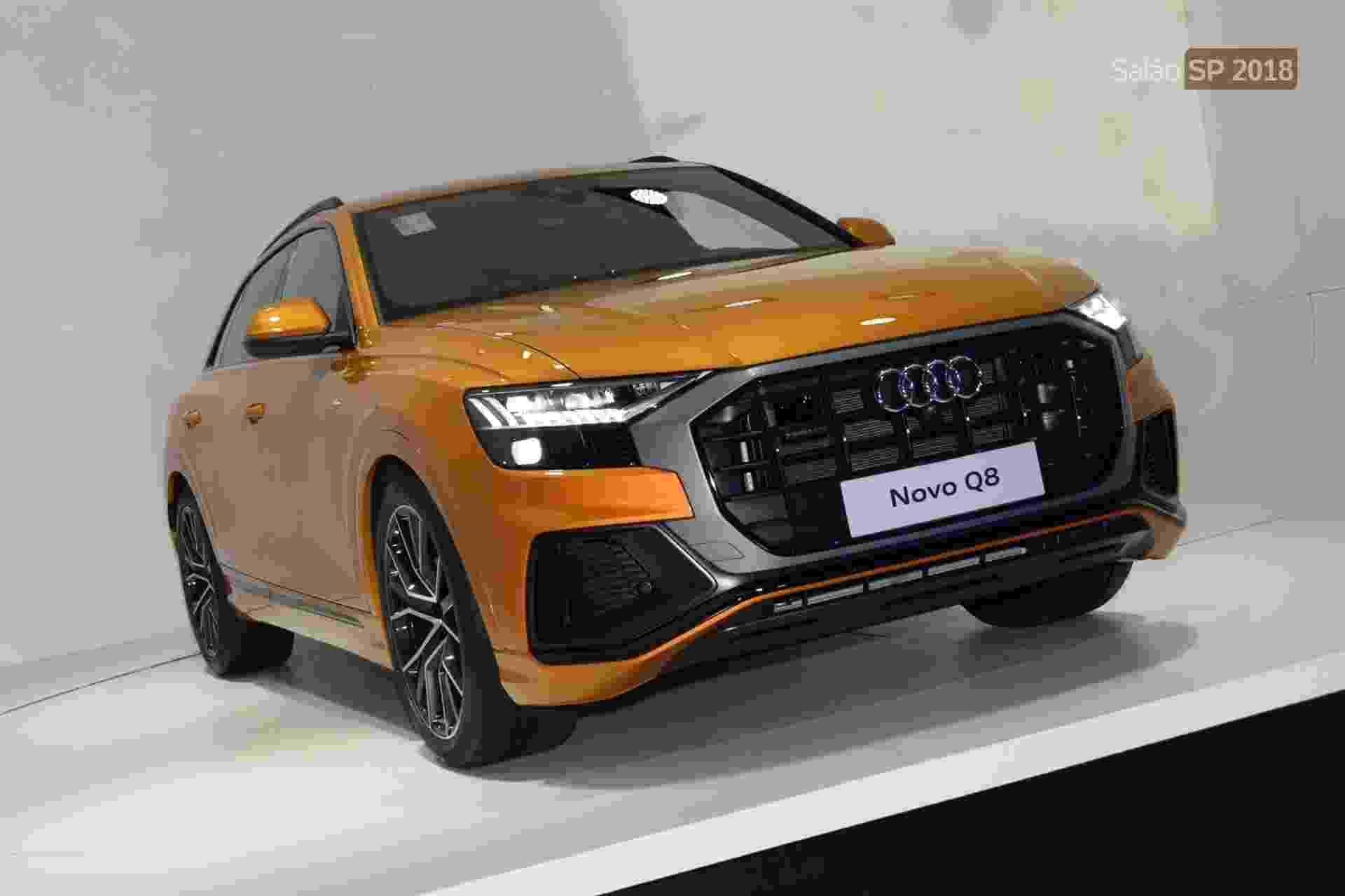 Audi Q8 - Murilo Góes/UOL
