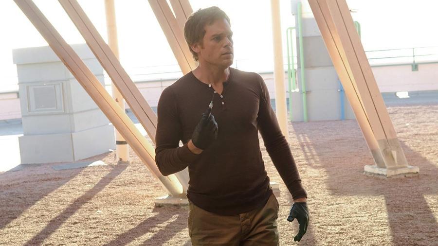 """Michael C. Hall em cena de """"Dexter"""" - Divulgação"""