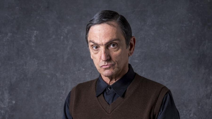 Paulo Miklos deixou o Titãs há dois anos para fazer outros projetos, entre eles, mergulhar mais na carreira de ator - Divulgação/TV Globo