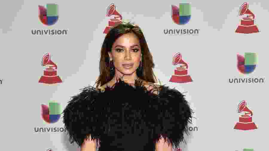 Anitta no Grammy Latino de 2018 - Getty Images
