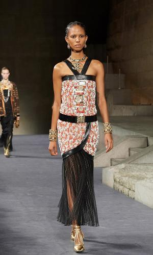 Coleção da Chanel Métiers d'art 2018/2019