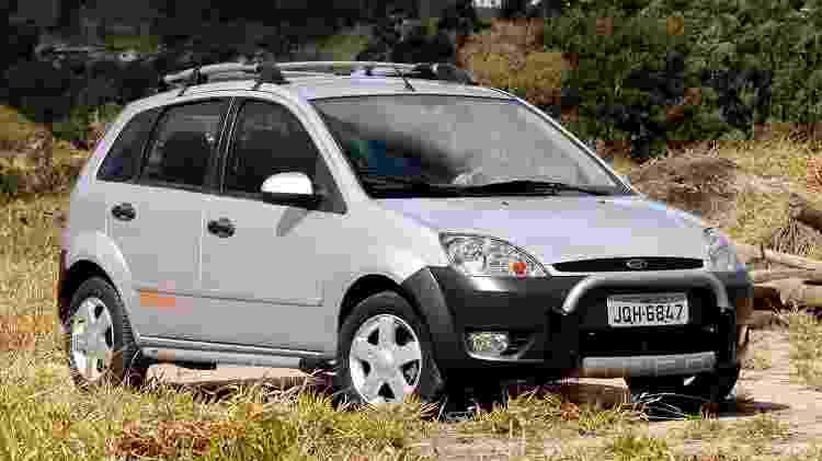 Ford Fiesta Trail - Divulgação - Divulgação