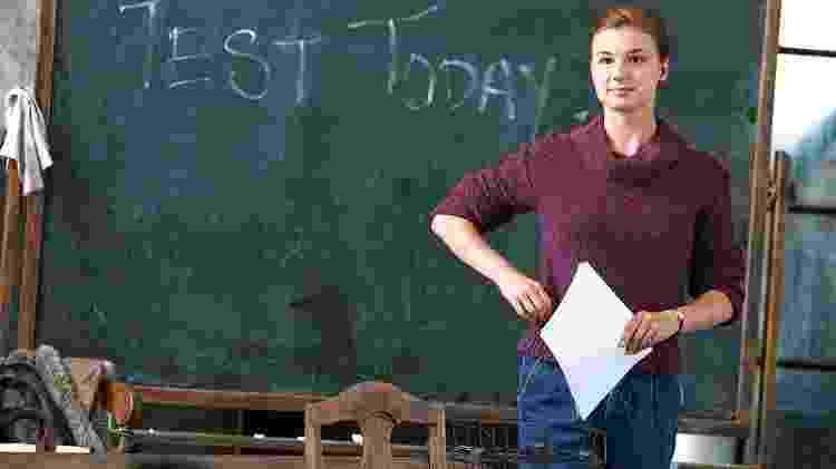 Emily VanCamp em Além da Sala de Aula - Divulgação - Divulgação