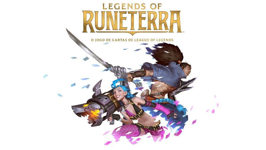 Legends of Runeterra entra em fase de testes a partir de 15 de outubro, e tem lançamento previsto para 2020 - Divulgação/Riot Games