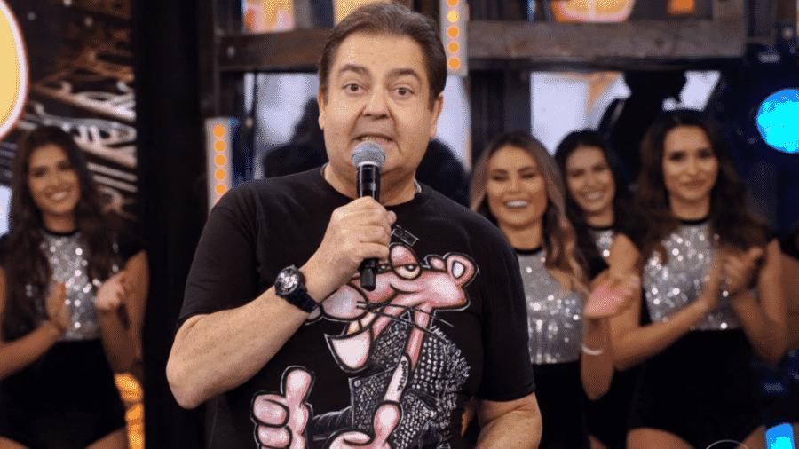Faustão no Domingão - Reprodução/TV Globo