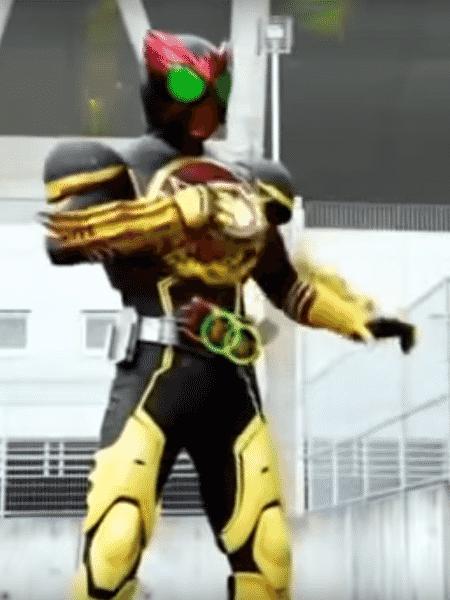 Kamen Rider OOO  - Reprodução