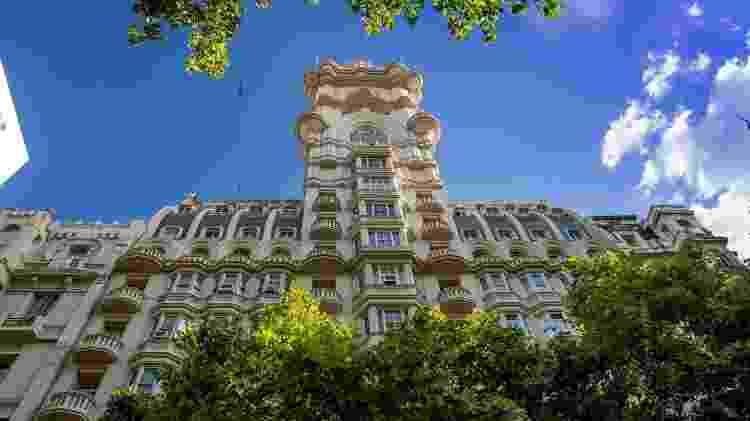 O Palacio Barolo, de 1923, já foi o edifício mais alto da América do Sul  - Ente de Turismo de la Ciudad de Buenos Aires/Divulgação