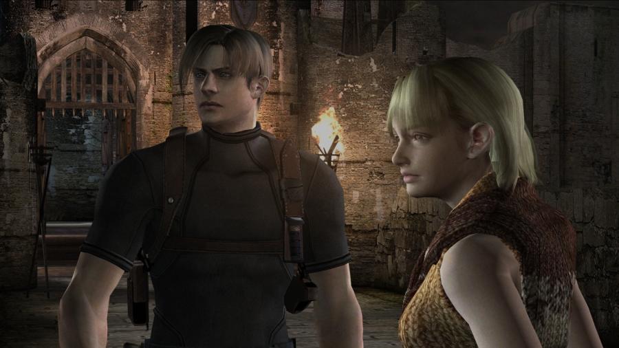 Resident Evil 4 - Divulgação