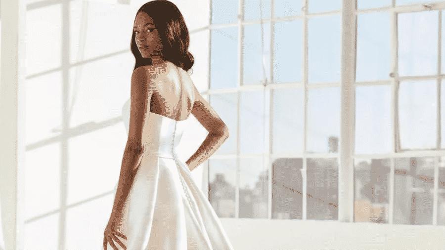 Vestido Pronovias - Reprodução / Instagram