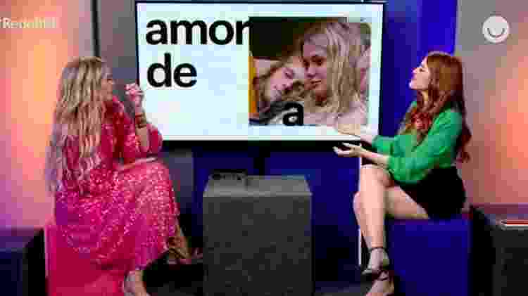 Amor de Marcela - Reprodução/GloboPlay - Reprodução/GloboPlay