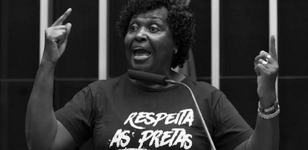 """Deputada Benedita da Silva: """"A escravidão mudou do chicote para a caneta"""" -  11/05/2020 - UOL Universa"""