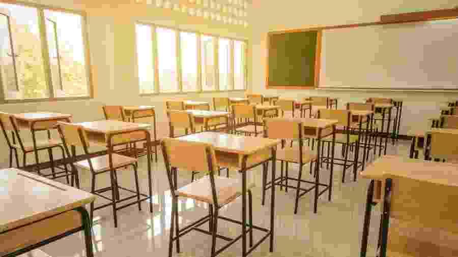 País adota medidas para iniciar aulas presenciais em setembro, como em outros anos - iStock