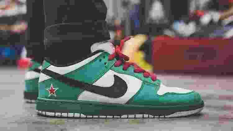 Nike e Heineken - Reprodução/Pinterest - Reprodução/Pinterest