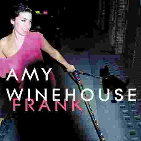 """Capa de """"Frank"""", primeiro álbum de Amy Winehouse - Divulgação"""